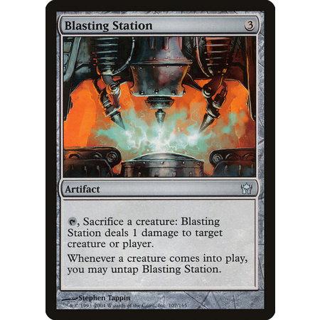 Blasting Station (LP)