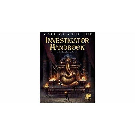 Call of Cthulhu: Investigator Handbook