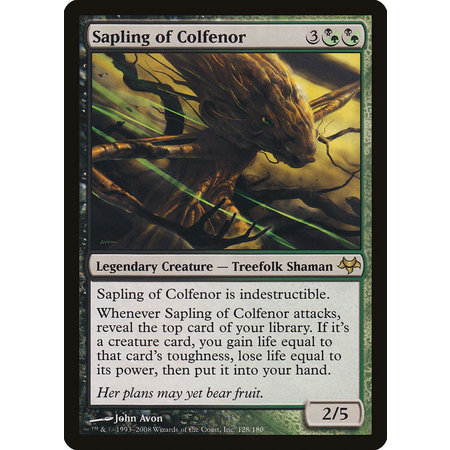 Sapling of Colfenor (LP)