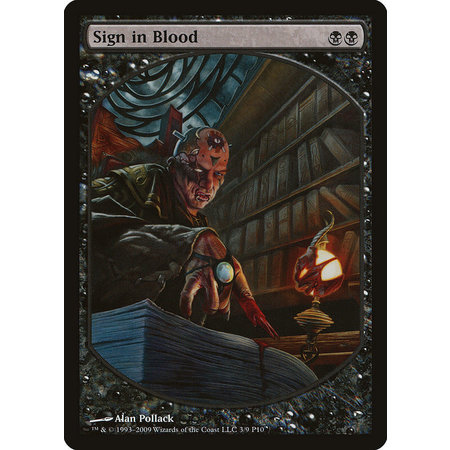 Sign in Blood - Textless Player Rewards