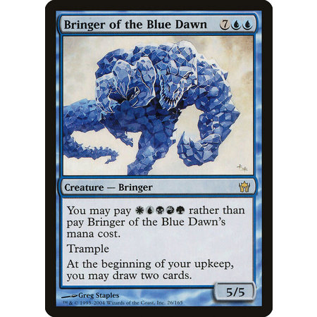 Bringer of the Blue Dawn (MP)