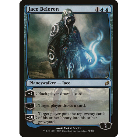 Jace Beleren (LP)