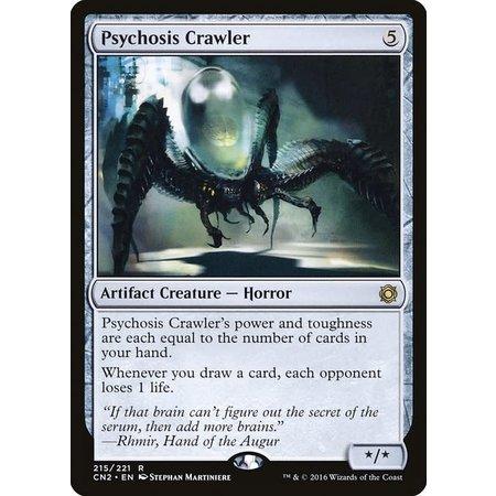 Psychosis Crawler