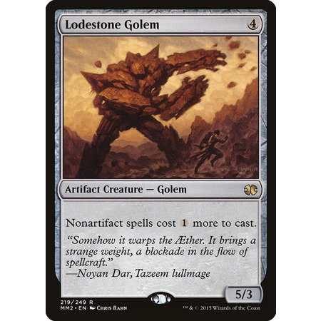 Lodestone Golem