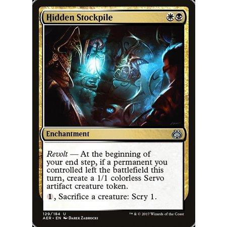 Hidden Stockpile - Foil