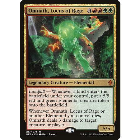Omnath, Locus of Rage (LP)