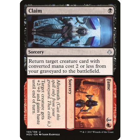 Claim // Fame - Foil