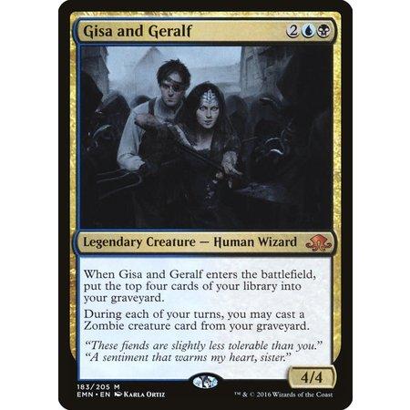 Gisa and Geralf (LP)