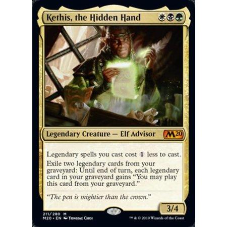 Kethis, the Hidden Hand