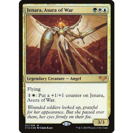 Jenara, Asura of War - Foil
