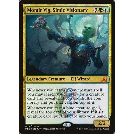 Momir Vig, Simic Visionary - Foil