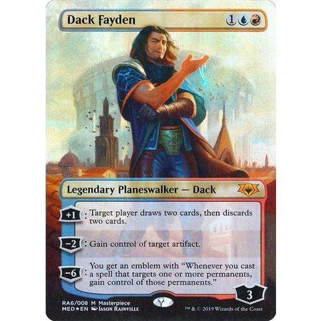 Dack Fayden - Foil