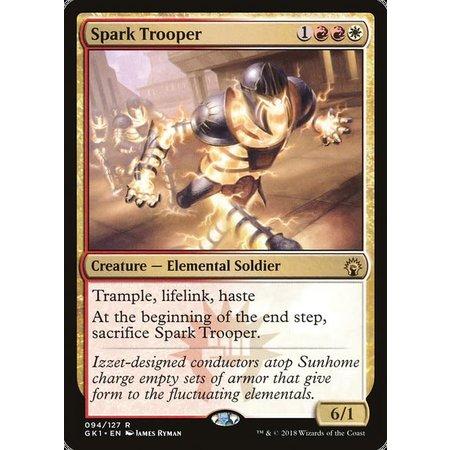 Spark Trooper