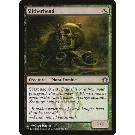 Slitherhead - Foil
