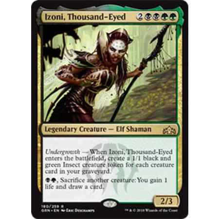 Izoni, Thousand-Eyed