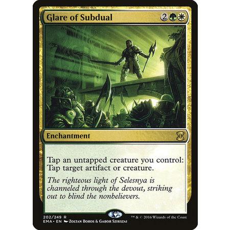 Glare of Subdual