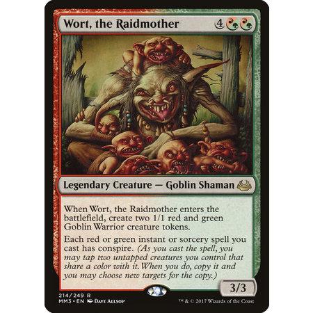 Wort, the Raidmother - Foil