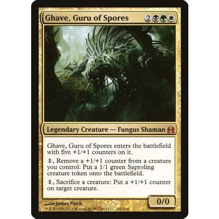 Ghave, Guru of Spores (LP)