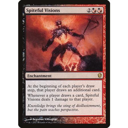 Spiteful Visions