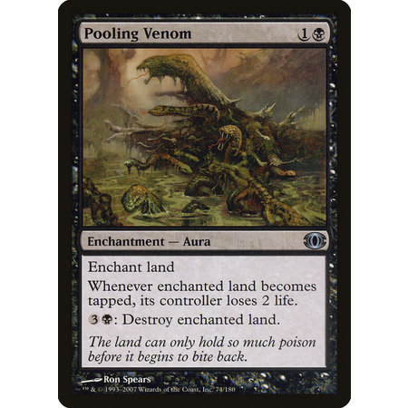 Pooling Venom - Foil