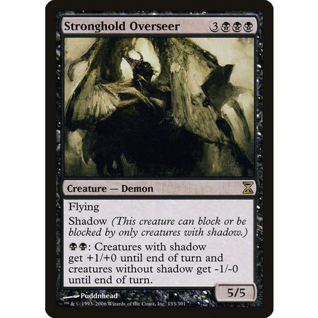 Stronghold Overseer