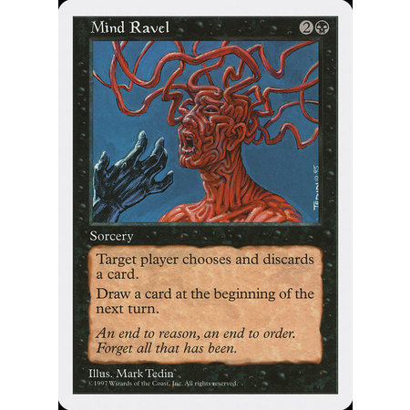 Mind Ravel