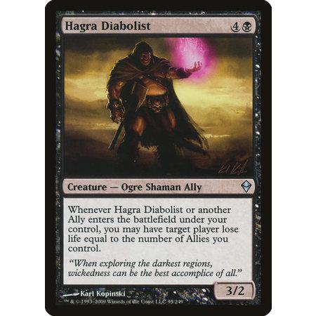 Hagra Diabolist - Foil