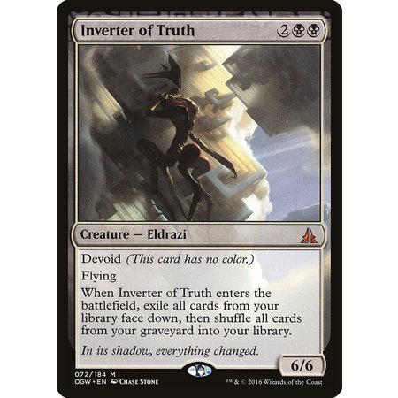 Inverter of Truth