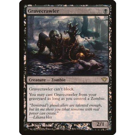 Gravecrawler - Foil - Buy-a-Box Promo