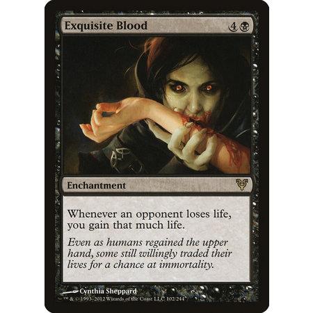 Exquisite Blood