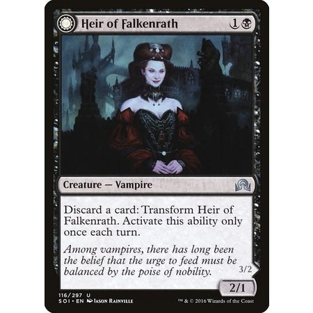 Heir of Falkenrath