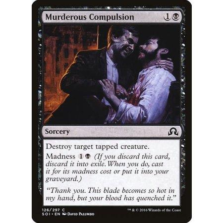 Murderous Compulsion - Foil