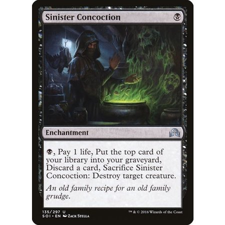 Sinister Concoction