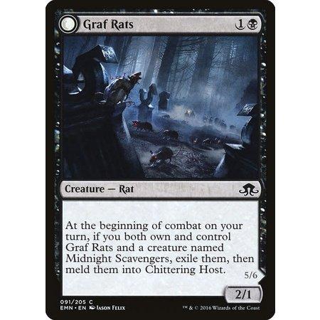 Graf Rats - Foil