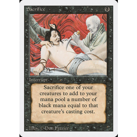 Sacrifice (MP)