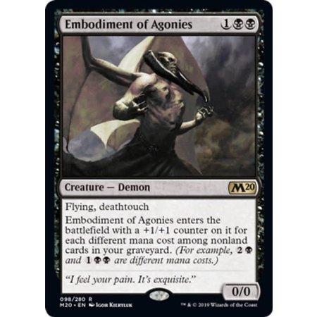 Embodiment of Agonies