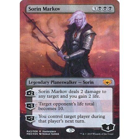Sorin Markov - Foil