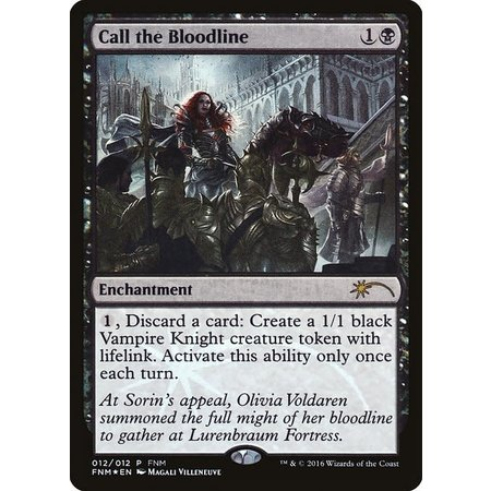 Call the Bloodline - Foil