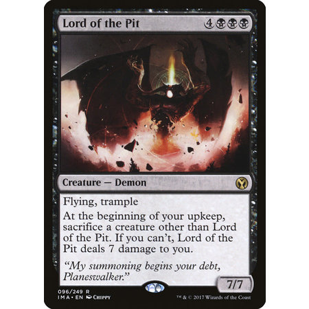 Lord of the Pit