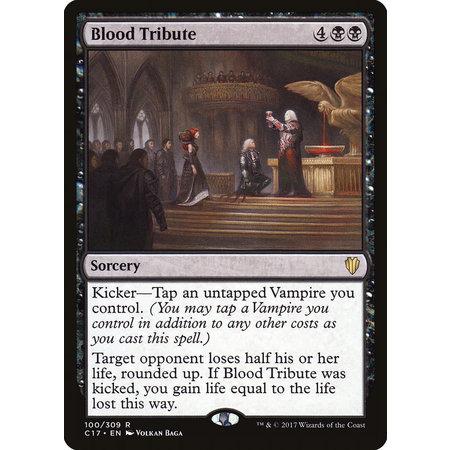 Blood Tribute