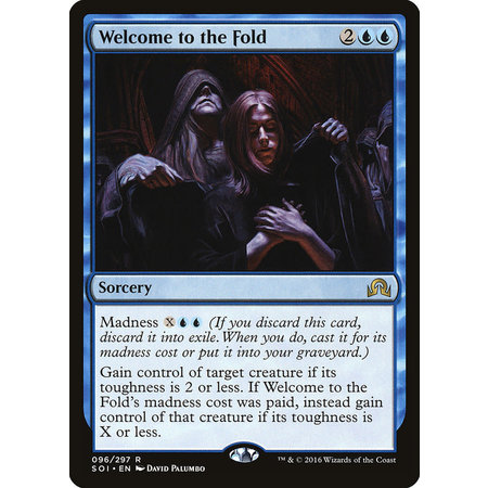 Welcome to the Fold - Foil