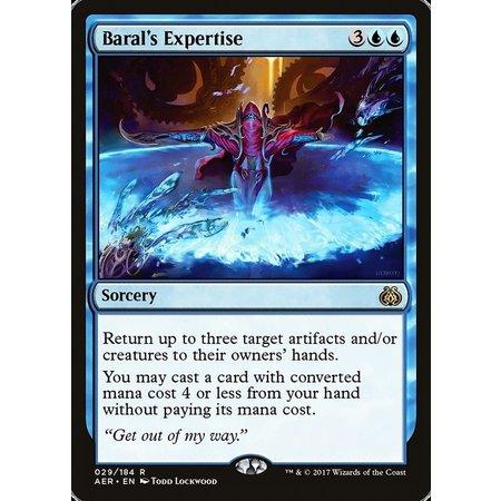 Baral's Expertise