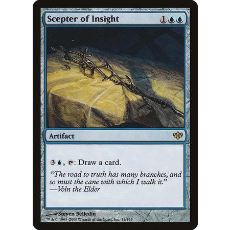 Scepter of Insight - Foil