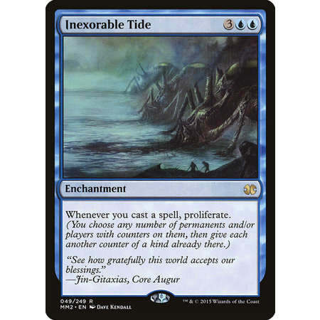 Inexorable Tide - Foil