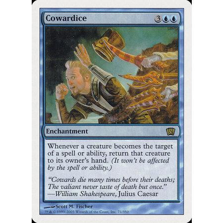 Cowardice - Foil