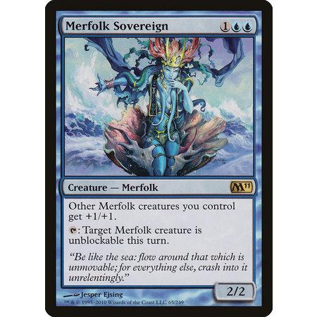 Merfolk Sovereign