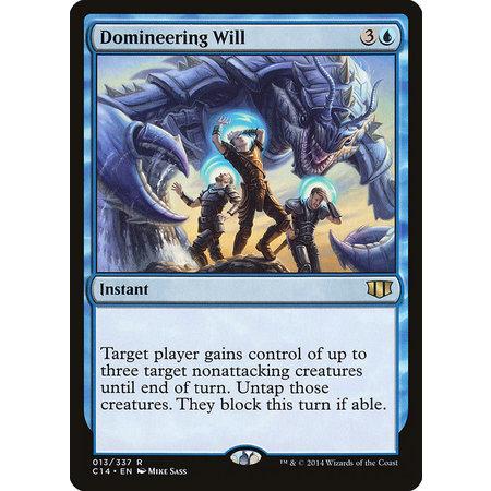 Domineering Will
