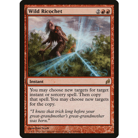 Wild Ricochet