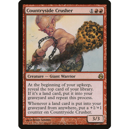 Countryside Crusher