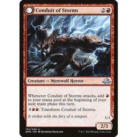 Conduit of Storms - Foil